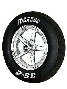 Moroso 17025 25.0 x 4.5 15 DS-2 Front Drag Tire