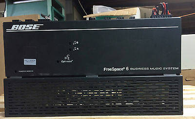 Bose FreeSpace 6 Business Music System Model 1010