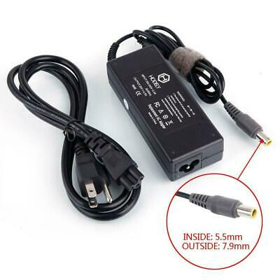 90W Battery Charger for IBM Lenovo Thinkpad T400 T410 T420 T500 T510 AC Adapter