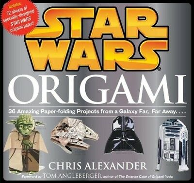 Star Wars Origami - Chris Alexander PORTOFREI