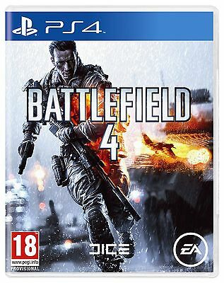 Playstation4 Ps4 BattleField Game - Sealed - Unused