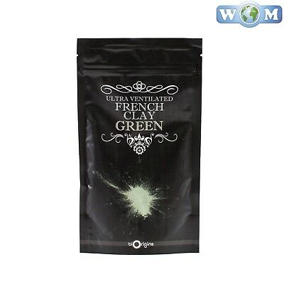 Green - Ultra Ventilated French Clay - 100g (CLAY100GREEULTR)