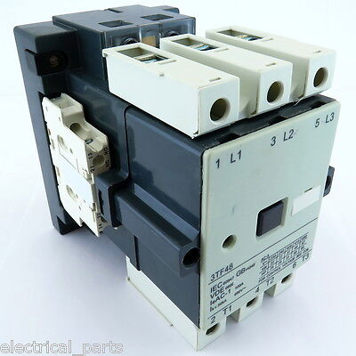 New Fits Siemens 3Tf4822-0Ak6 - 115/120V 50/60Hz Ac Coil Replacement Contactor