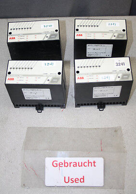 ABB Procontic cs 31 , CS31  ICSO08R1  230VAC 10VA I/O REMOTE Unit