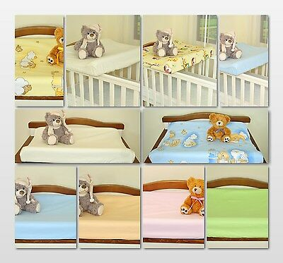 Cover for Changing Mat/Changer/Cotton/70x50 cm/nursery design