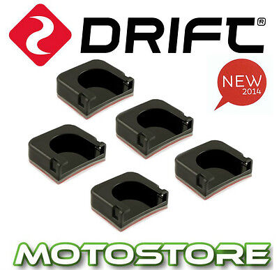 Drift Hd Curved Adhesive Mounts 5 Pack Fits All Drift Cameras Mounting Kit