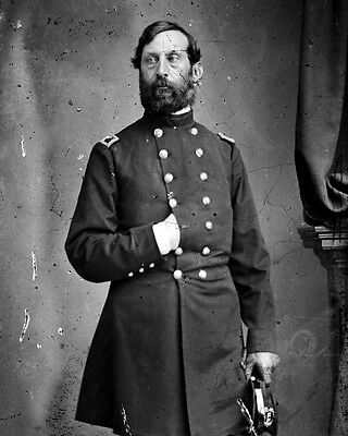 New 8x10 Civil War Photo: Union - Federal General Henry Hunt
