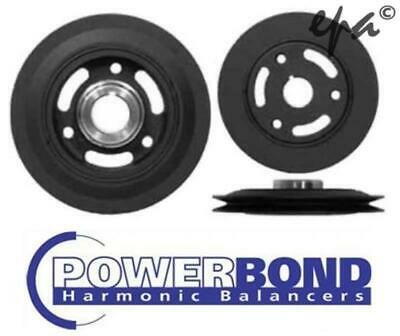 Holden 6 Red 149 161 173 179 186 202 Harmonic Balancer Powerbond Hb17A-N