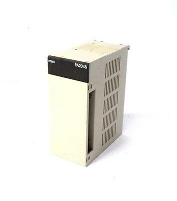 OMRON C200HW-PA204S POWER SUPPLY UNIT 0.8A 120VA 100-120/200-240VAC