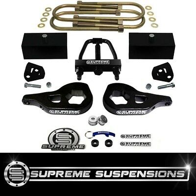 "2002-2005 Dodge Ram 1500 4WD 3"" + 2"" FULL Lift Kit + Shock Ext + Torsion Tool"