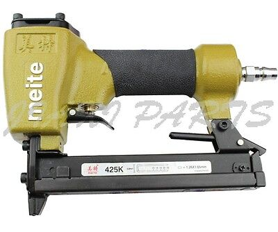 425K Air Stapler Tacker Nailer 16mm to 25mm length 5.8mm crown Sofa Furniture