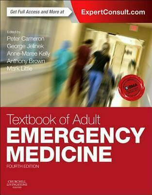 Textbook of Adult Emergency Medicine: Expert Consult - Online and Print 4th Edit