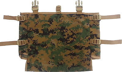 Woodland Digital Camo MARPAT Official US Genuine Military USMC Radio Pouch