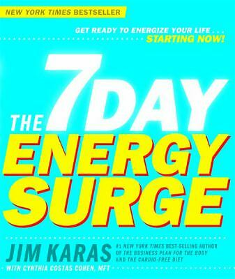 NEW - The 7 Day Energy Surge