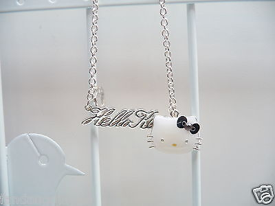 Hello Kitty Necklace   - Costume Jewellery Necklace- ( Please visit my shop )