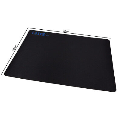 BIGtec XXL Mauspad Gamermauspad Gaming Mousepad Schaumstoff 40x30cm 3mm Gamer
