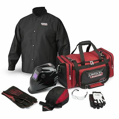 Lincoln Traditional Welding Gear Ready-Pak K3105 Size X-Large