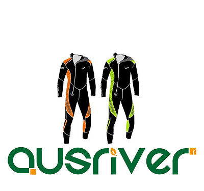 Men Women Water Pro Snorkeling Wetsuit 5mm Comfortable Waterproof Diving Winter