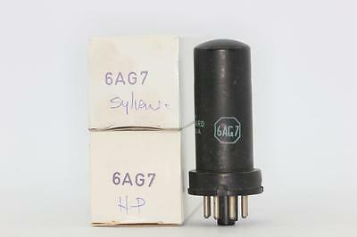 6Ag7 Tube.  Mixed Brand Tube. Nos Tube. Rcb128.