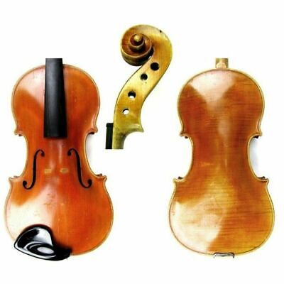 Fine old 4/4 German Violin One Piece Back Needs only a setup Great Condition