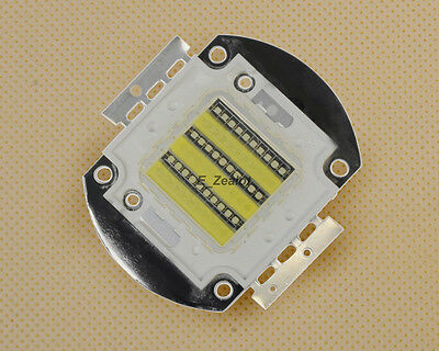 60W Blue White High Power LED SMD 25000K 3500-3700LM Aquarium Light  J
