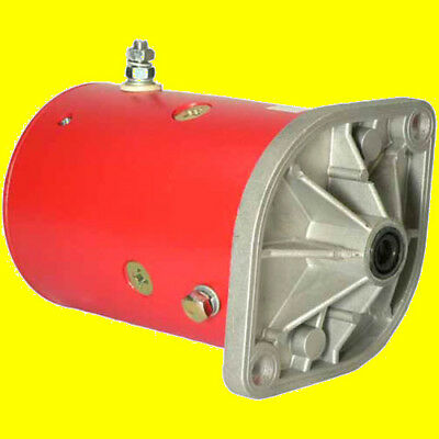 New Western Fisher Snow Plow Motor MUE6103 MUE6103S MUE-6206 MUE-7001 56058