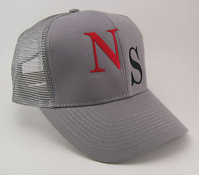 Norfolk Southern NS Railroad Embroidered Cap Hat #40-4103GM
