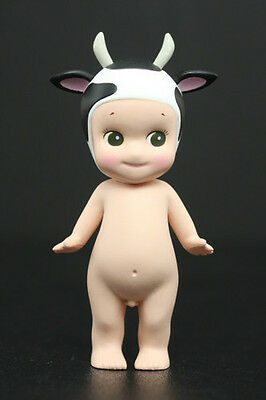 COW BABY DOLL DREAMS TOYS Sonny Angel Baby Animal Series 2 Mini Figure NEW