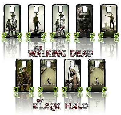 (NEW) ★ THE WALKING DEAD ★ COVER/CASE FOR SAMSUNG GALAXY S5/SV/I9600/SM-G900A/V