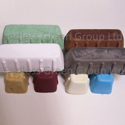Polishing Compound - Solid Wax Buffing Bar - Choice Of Polish - Made In UK  240g