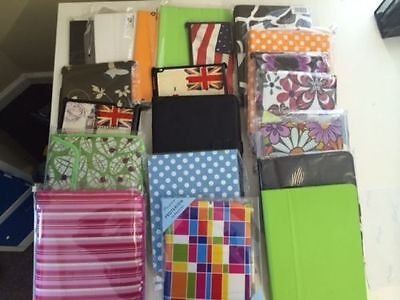 Wholesale Joblot Cases Covers Wallets for iPad 1 2 3 4 & iPad Mini x 50 100 500