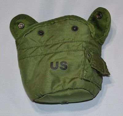 USGI 1QT Canteen Cover Pouch8465-00-860-0256 good cond. Olive Drab Green