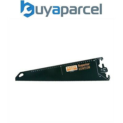 Bahco EX-19-XT9-C Ergo Handsaw for Dry Wood, Medium Cutting 19in Blade Only