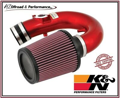 K/&N 69 Series Red Typhoon Air Intake System 98-05 Mazda MX-5 /& Miata 1.8L L4