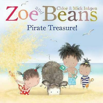 Zoe and Beans: Pirate Treasure! by Chloe Inkpen (English) Paperback Book Free Sh
