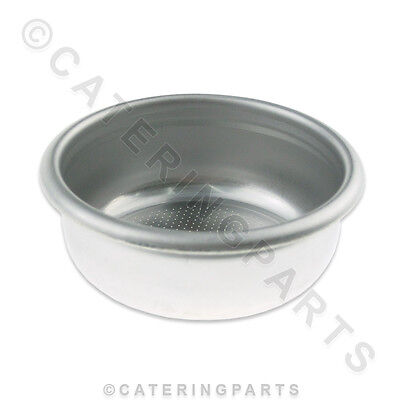 GAGGIA - 14 GRAM 2 CUP METAL GROUP FILTER 68mm x 24.5mm FOR COFFEE MAKER MACHINE