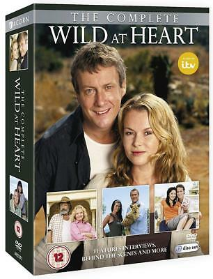 "Wild At Heart Complete Series Collection 1-8 Dvd Box Set 21 Disc R4 ""new&sealed"""