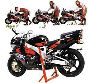 Abba Superbike Road Stand Including Standard Adaptors Workshop Stand