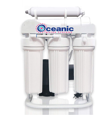 Oceanic LIGHT COMMERCIAL Reverse Osmosis Water Filter System 300 GPD