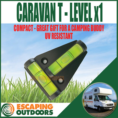 Spirit T Level New. Caravan RV Camping Farm Machinery Fridge. UV Resistant