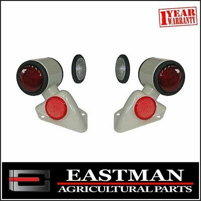 LH & RH Side Lights to suit Ford 2000 2100 2110 2310 3000 3100 3310 4000 4100