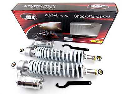 CAN-AM MX-6 250 400mm JBS REAR AIR/NITROGEN CELL SHOCK ABSORBERS SW