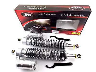 CAN-AM MX-6 250 400mm JBS REAR AIR/NITROGEN CELL SHOCK ABSORBERS SC