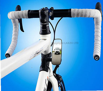 Bike-Eye Rear View Mirror Standard 100*40MM BICYCLE CYCLE  MIRROR MTB ROAD BIKE