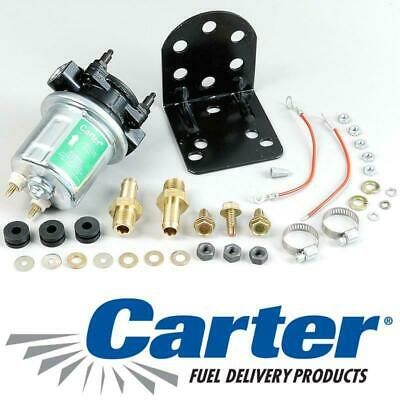 Carter Universal Competition Series Electric Fuel Pump 100 Gph @ 8 Psi Fmp4600Hp