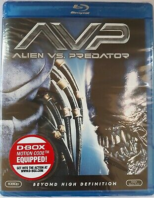 Alien vs. Predator (Blu-ray Disc, 2009) Brand New/Sealed