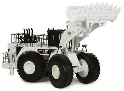 Norscot Caterpillar Cat 994F Loader 1:50 Scale 55244 Mining White Very Detailed