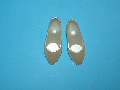 Franklin Mint Shoes For The Jackie Kennedy Female Doll Peach Day Dress Ensemble