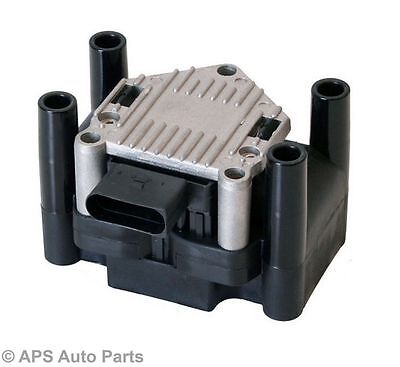 1x Lemark Audi A1 1.2 A2 A3 A4 1.4 1.6 1.8 Ignition Coil Pack Block 032905106