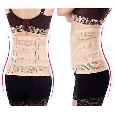 Postpartum Support Recovery Belly/Waist Belt After Pregnancy Maternity,Size 8-10